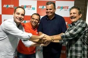 """Tião Gomes revela que Avante não fará coligações para estadual e federal: """"A força está dentro do nosso grupo"""""""