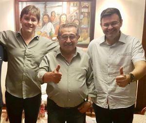 Eleições 2018: Raniery Paulino recebe apoio do vereador mais votado de Santa Luzia