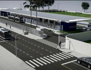 Semob-JP apresenta projeto para licitação das obras do novo Terminal do Valentina Figueiredo