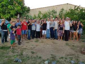 Ruy e Lucélio recebem apoio do grupo de oposição em São José de Piranhas