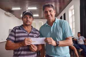 PMJP entrega R$ 385 mil e garante apoio financeiro para as quadrilhas juninas da Capital