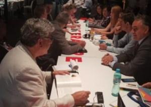 Em encontro das Nações Unidas, Luciano assina carta-compromisso para construção de cidades inclusivas e sustentáveis