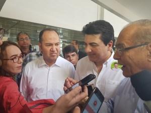 BASTIDORES: Apoio do Solidariedade a Lucélio aproxima PSC da pré-candidatura do PV