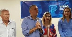 BASTIDORES: Base do PP quer o apoio do partido à pré-candidatura de Lucélio Cartaxo
