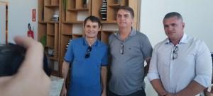 Romero participa de festa organizada para Bolsonaro e diz que Brasil precisa de mudanças mais radicais