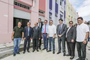 Cartaxo apresenta Villa Sanhauá aos vereadores e destaca união pelo fortalecimento do Centro Histórico
