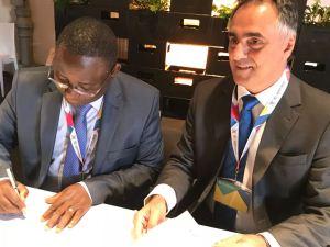 Na Polônia, Luciano assina acordo de cooperação com prefeitos para Feira Internacional de Economia Criativa em JP