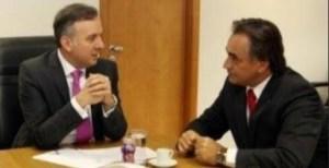 BASTIDORES: Após reunião entre Daniella e Ricardo, Cartaxo se reúne com Aguinaldo em Brasília