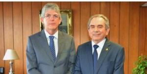 BASTIDORES: Ricardo mira PSD e quer Raimundo Lira na vice de João Azevêdo