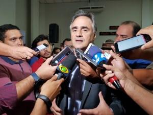 """""""A gente não fecha a porta para ninguém"""", diz Luciano sobre possibilidade de aliança com DEM"""