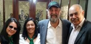 """CONVENÇÃO NACIONAL: """"Candidatura de Lucélio é prioridade para o PV no Brasil"""", diz Penna"""