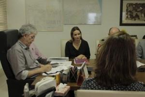 Daniella revela resultados da reunião com Ricardo e garante que pauta política não foi discutida