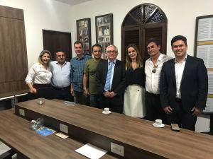Em reunião com Progressitas, Daniella Ribeiro diz que partido ainda não definiu apoio