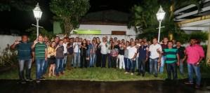 """CORPO A CORPO: """"Nós escolhemos o contato direto com a população"""", diz Lucélio na abertura do São Pedro de Belém"""