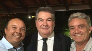 Aliados de Romero declaram apoio a pré-candidatura de Lindolfo Pires à ALPB