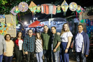 Desenvolvimento: Gestor precisa entender que parcerias movimentam a economia, diz Lucélio em Jacaraú