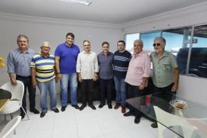 Aliado de Maranhão, André Gadelha anuncia apoio à pré-candidatura de Lucélio Cartaxo