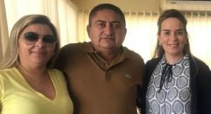 Reforço: Prefeito de Bom Sucesso declara apoio à pré-candidatura de Daniella Ribeiro ao Senado Federal