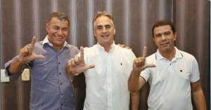 Mais uma baixa: Partido rompe com PSB e declara apoio à pré-candidatura de Lucélio Cartaxo