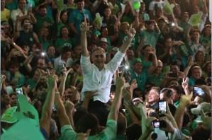 """Lucélio rebate provocações de Ricardo: """"Não vamos ganhar de lapada, vamos ganhar com chuva de votos"""""""