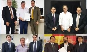 Pré-candidatos ao Governo do Estado garantem realização de concurso público para PGE-PB