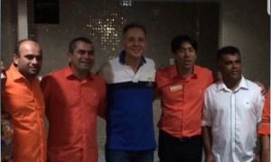 Prefeito do PSB declara apoio à candidatura de Aguinaldo Ribeiro