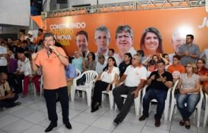 """No dia do seu aniversário, João é homenageado em Cruz das Armas e celebra a """"nova Paraíba"""""""