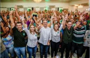 MULHERES DA ESPERANÇA: Lucélio defende Ronda Maria da Penha e expansão das Delegacias da Mulher 24h