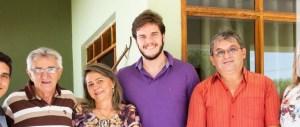 SERTÃO: Bruno participa de atividades de campanha em Cajazeiras e Cachoeira dos Índios