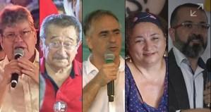 Pesquisa Ibope na Paraíba: Maranhão, 31%; Lucélio, 18%; João Azevêdo, 17%