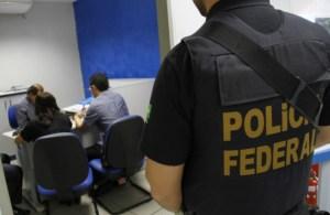 PF investiga contratos no Incra e faz buscas e apreensões em João Pessoa