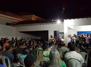 Doutora Paula reúne grande militância e dá a largada para campanha à Assembleia Legislativa
