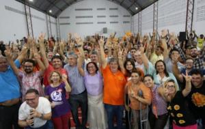 Em plenária, João destaca papel do Orçamento Democrático na Paraíba