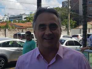 """Cartaxo comemora aliança com PP e ironiza adversários: """"Estão surpresos com a força dessa chapa"""""""