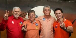 Em razão de debate em Sousa, João Azevêdo adia coletiva marcada para esta quinta-feira