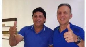 REFORÇO: Vereador Mangueira anuncia apoio à reeleição de Aguinaldo Ribeiro
