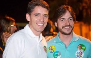 Tovar, Pedro e Cássio recebem apoio de filiados do Rede em Campina Grande