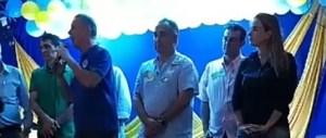 Vereador Thelles Albuquerque e familiares promovem evento em CG em apoio às candidaturas de Aguinaldo Ribeiro e Cláudio Régis