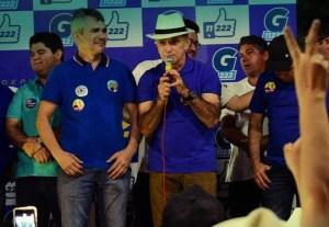 Galego Souza intensifica campanha eleitoral e é abraçado por população do Sertão