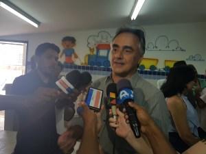 """""""Estamos otimistas numa grande vitória"""", diz Cartaxo ao avaliar crescimento da candidatura de Lucélio"""