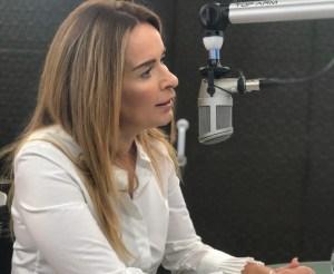"""Daniella em entrevista na Arapuan: """"Sou protagonista da minha história"""""""