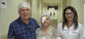 Prefeito Zé Aldemir faz abertura do segundo mutirão de cataratas em Cajazeiras