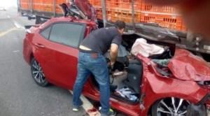 Tragédia: Presidente da Câmara de Sapé, Johni Rocha, morre em acidente entre carro e caminhão na BR-230