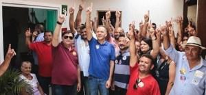 Maratona: Aguinaldo Ribeiro percorre Cariri, Vale do Mamanguape e participa de evento em João Pessoa