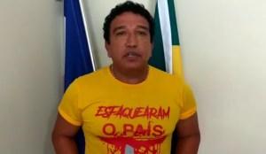 VÍDEO: Magno Malta elogia postura de Cássio e parabeniza tucano por liberar aliados para votar em Bolsonaro
