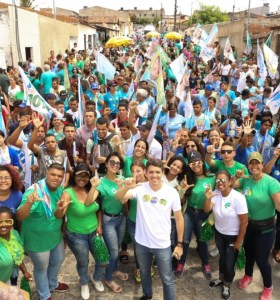 Tovar participa de reunião em Areia, carreata em Piancó e caminhada em Campina