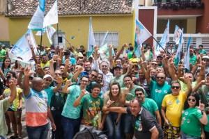 """""""Potenciais do brejo serão fortalecidos"""", defende Lucélio em visita à região"""