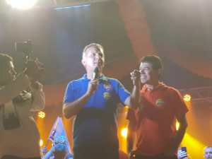 """""""O Brejo precisa voltar a ter um representante"""", diz Aguinaldo durante evento promovido por Beto Brasil em Solânea"""