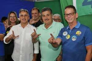 """Adesão: """"Lucélio é o novo na política paraibana"""", declara apoio à candidatura"""