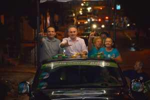 Cartaxo diz que Lucélio verá os prefeitos como parceiros e vai desenvolver as potencialidades de cada município